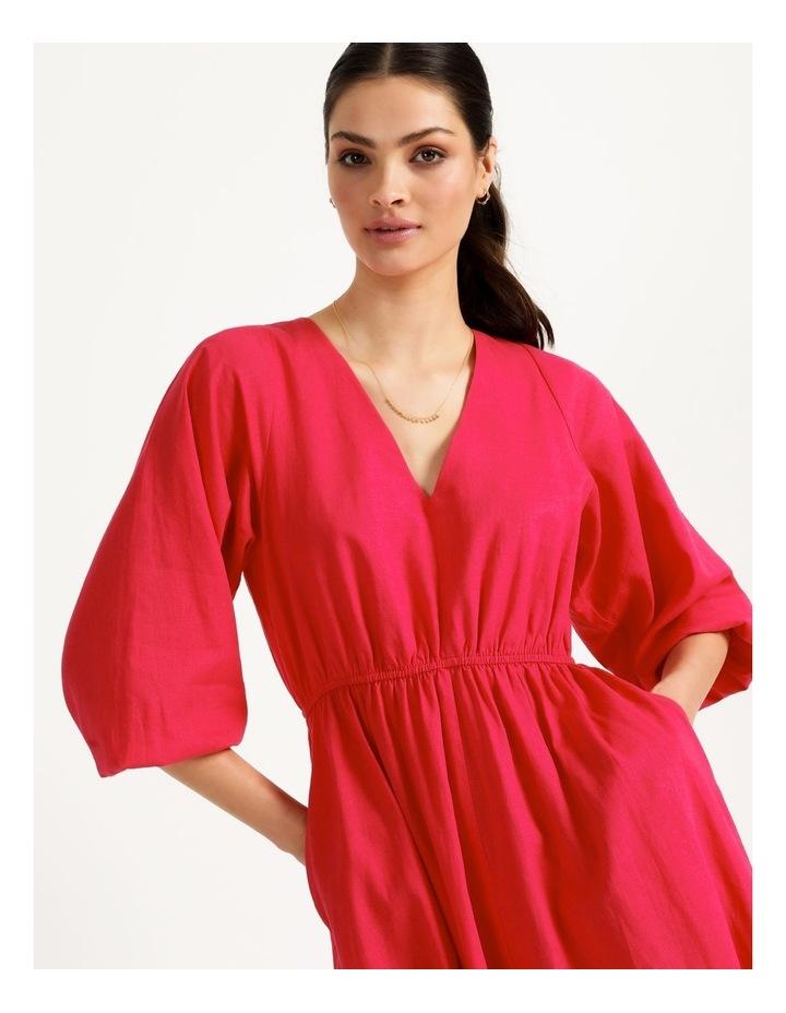 Hot Pink Dress image 3