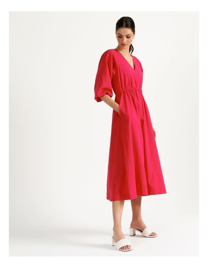 Hot Pink Dress image 4