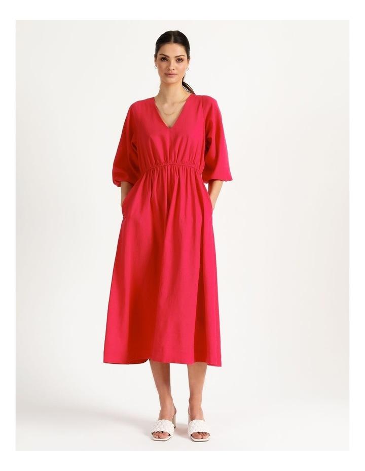 Hot Pink Dress image 5