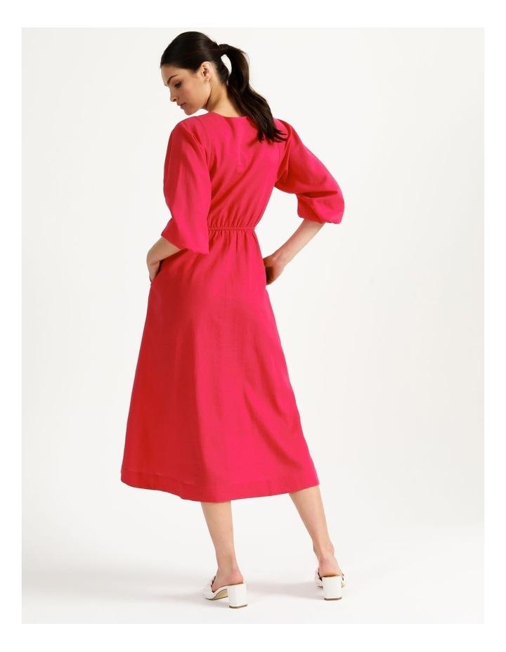 Hot Pink Dress image 7