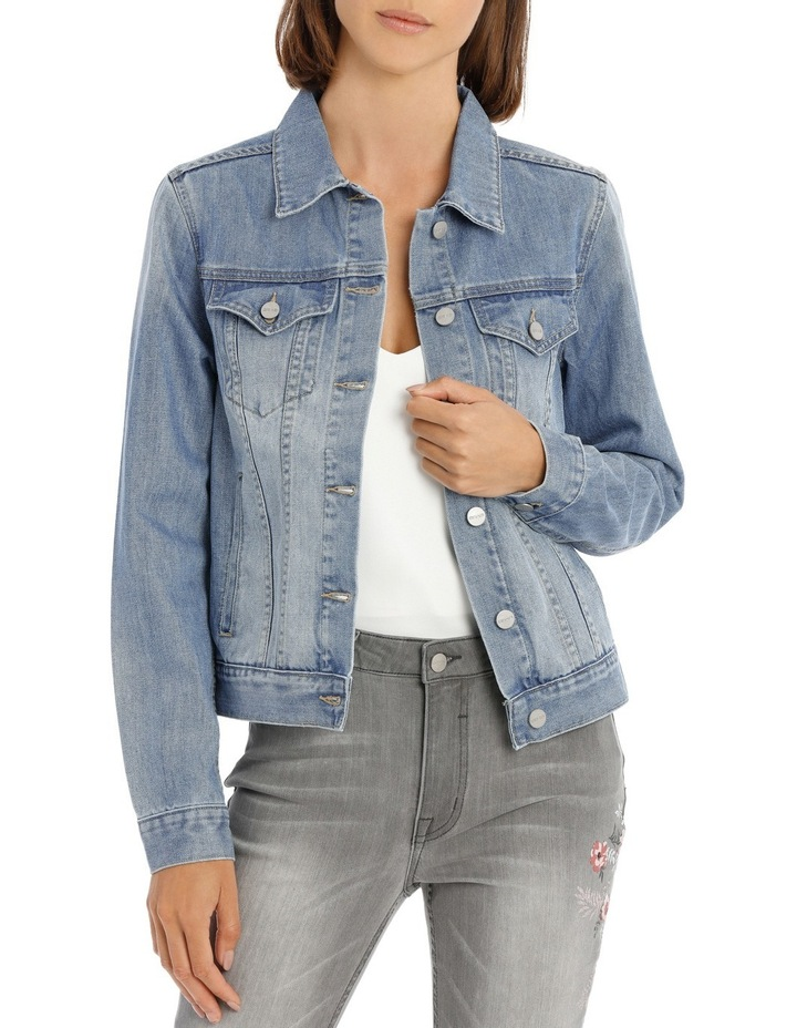 Denim Jacket Bleeker image 1