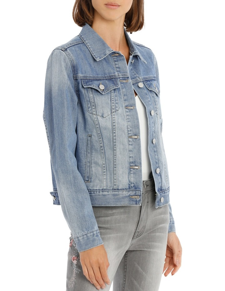 Denim Jacket Bleeker image 2