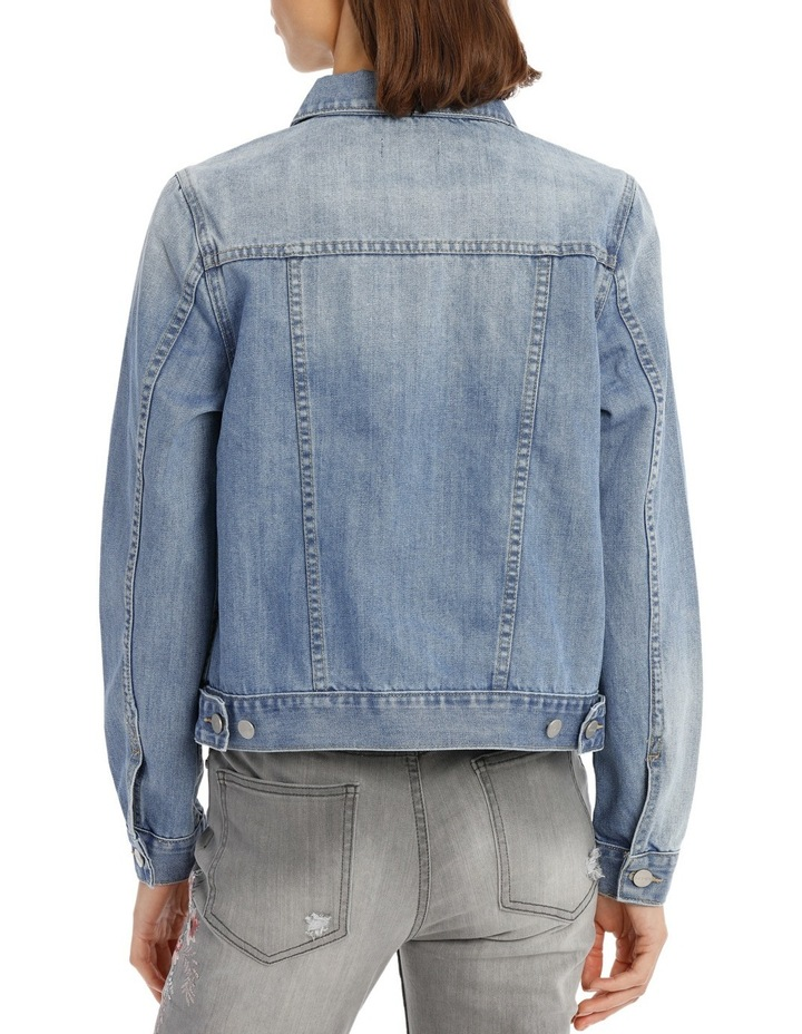 Denim Jacket Bleeker image 3