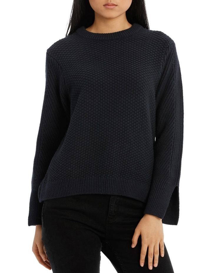 Sweater pointelle image 1