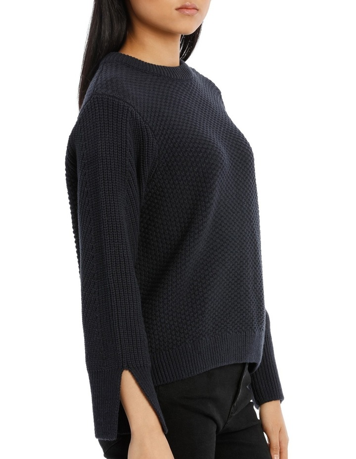 Sweater pointelle image 2