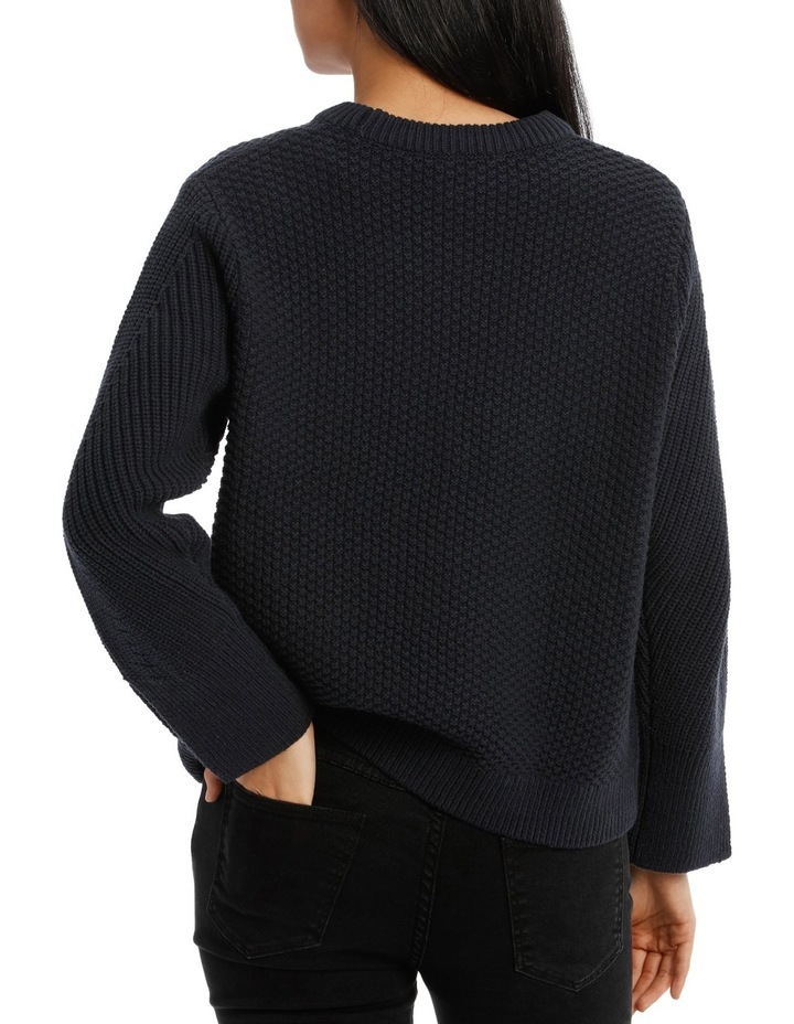 Sweater pointelle image 3