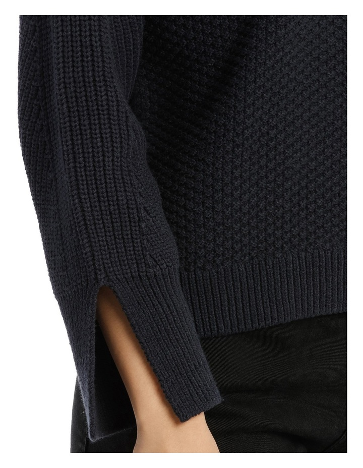 Sweater pointelle image 4