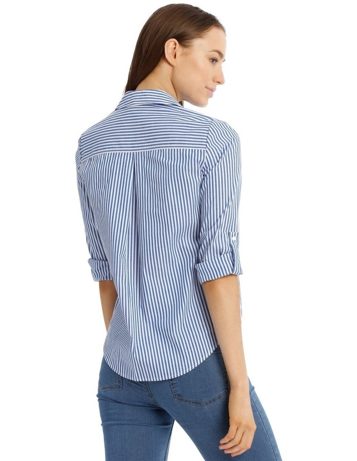 Striped Casual Soft Shirt image 3