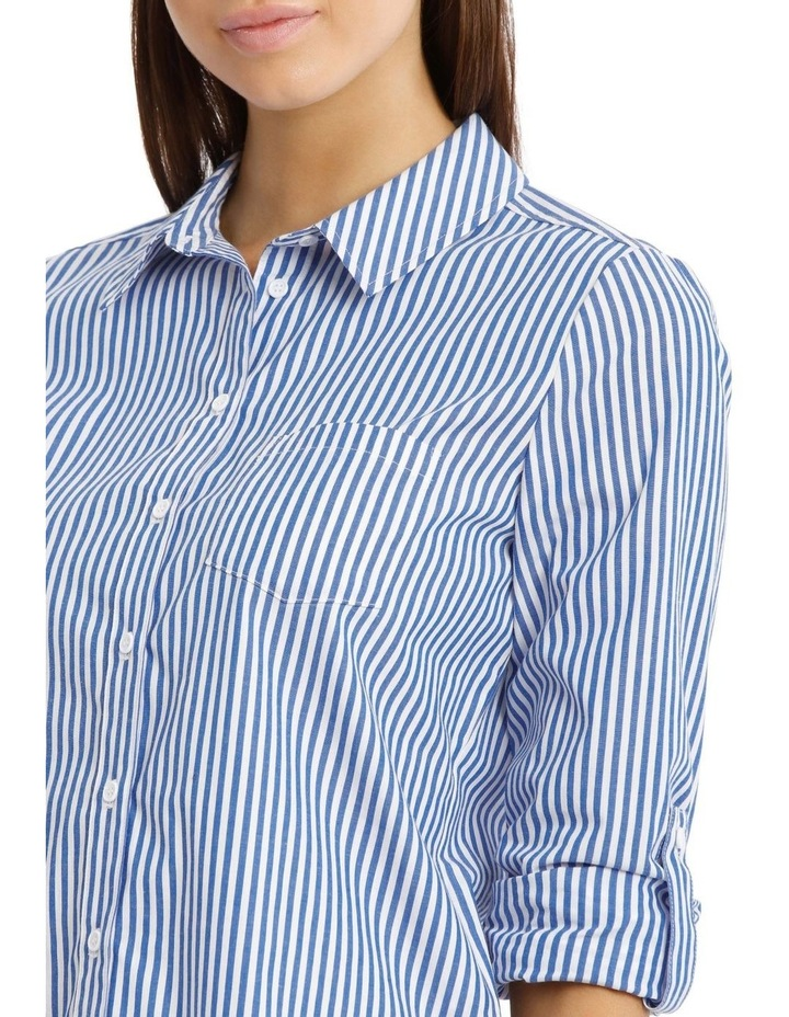 Striped Casual Soft Shirt image 4
