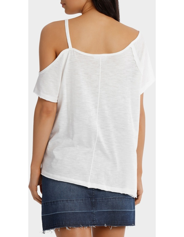 Tee Off shoulder slouchy image 3