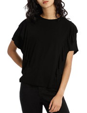 Grab - Tee with Scoop Back