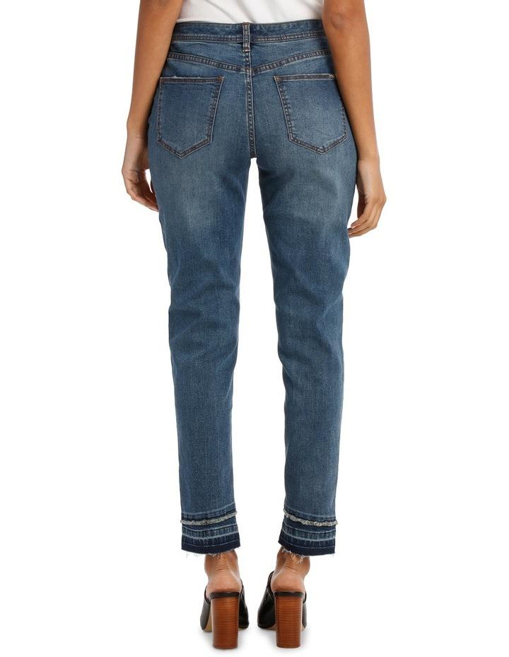 Jean Slim Leg With Double Hem image 3