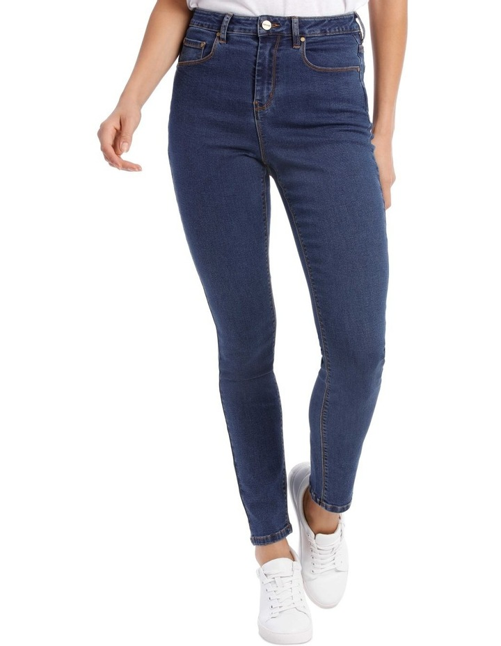 Madison High Rise Skinny Jean image 1