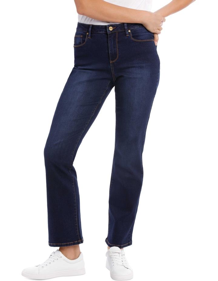 Sophia Mid Rise Bootcut Jean image 1