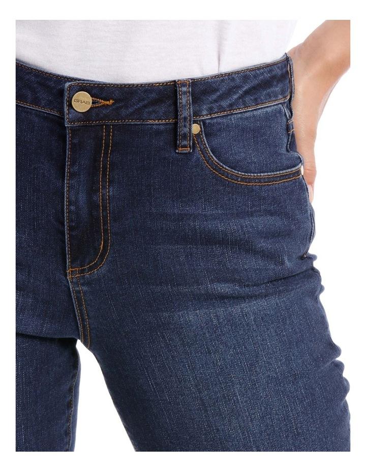 Le Marais Mid Rise Straight Jean image 4