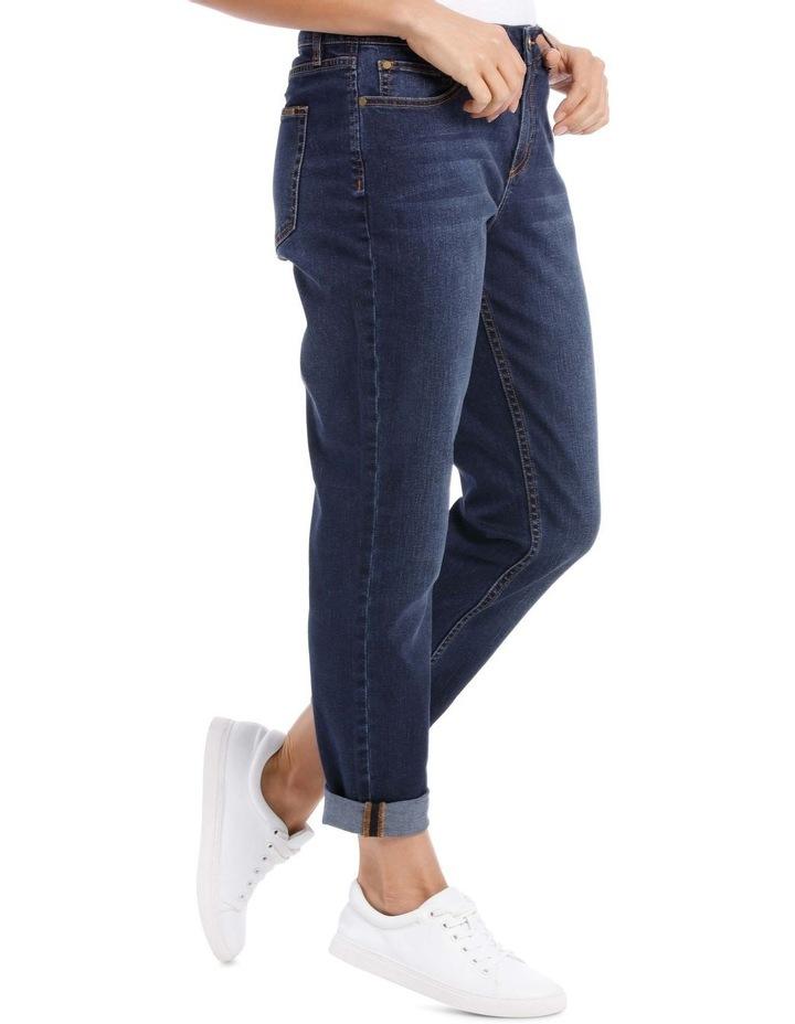 Sloane Low Rise Boyfriend Jean image 2