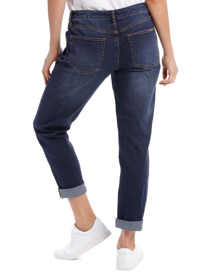 Sloane Low Rise Boyfriend Jean image 3