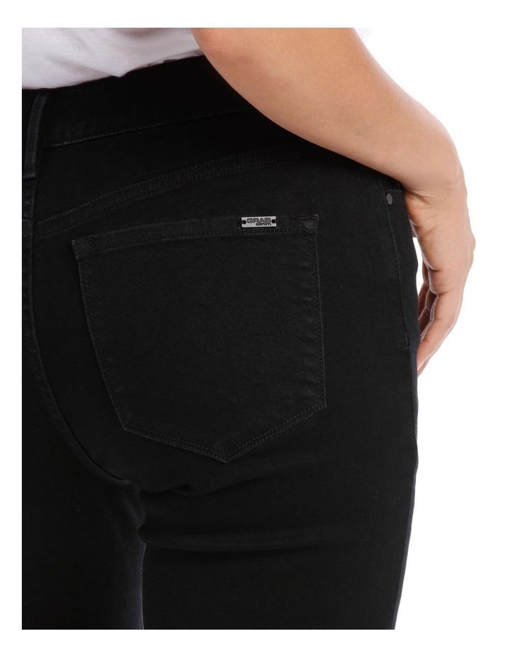 Melrose Mid Rise Skinny Jean Short Leg image 4