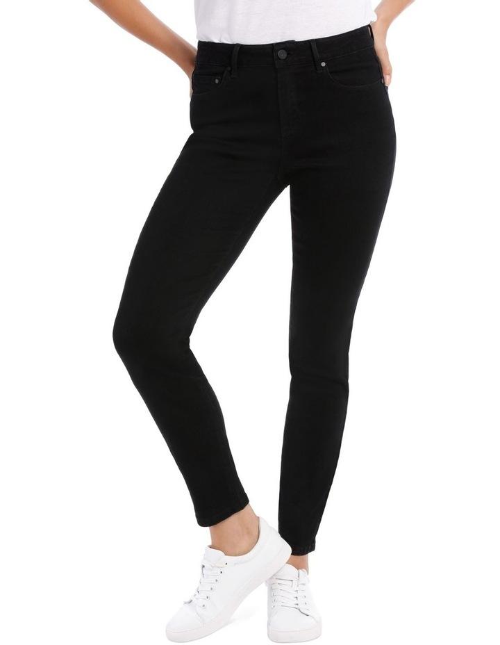 Melrose Mid Rise Skinny Jean image 1