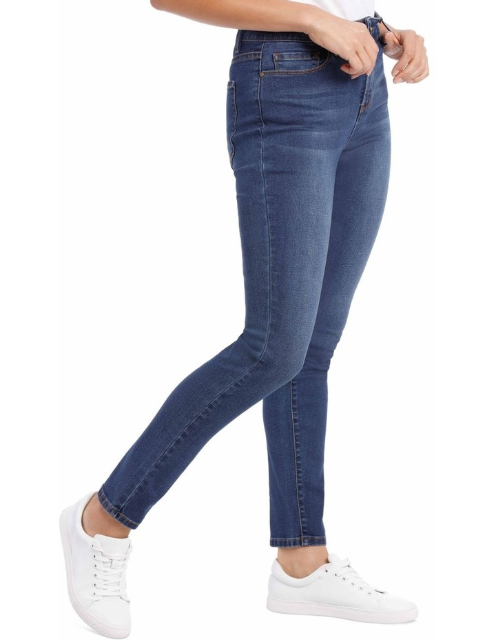 Melrose Mid Rise Skinny Jean image 2