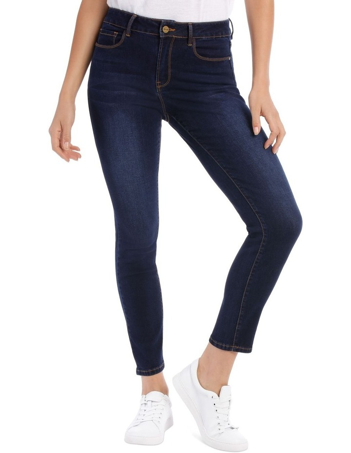 Melrose Mid Rise Skinny Jean image 1