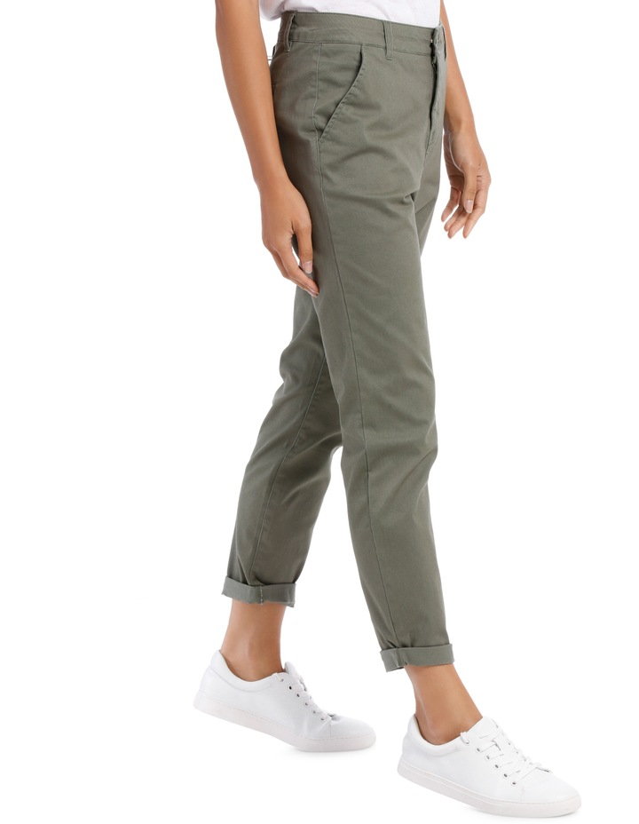 Zoe - Relaxed Fit Chino image 2