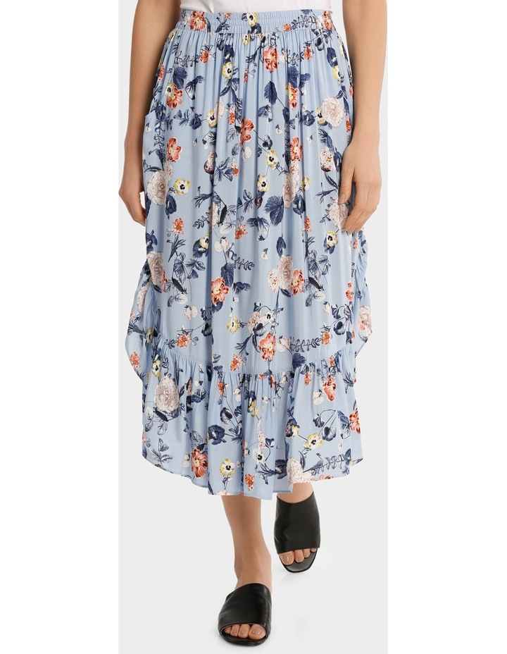 Skirt long print image 1