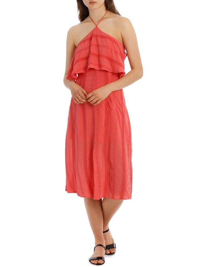 Halter Midi Dress image 1