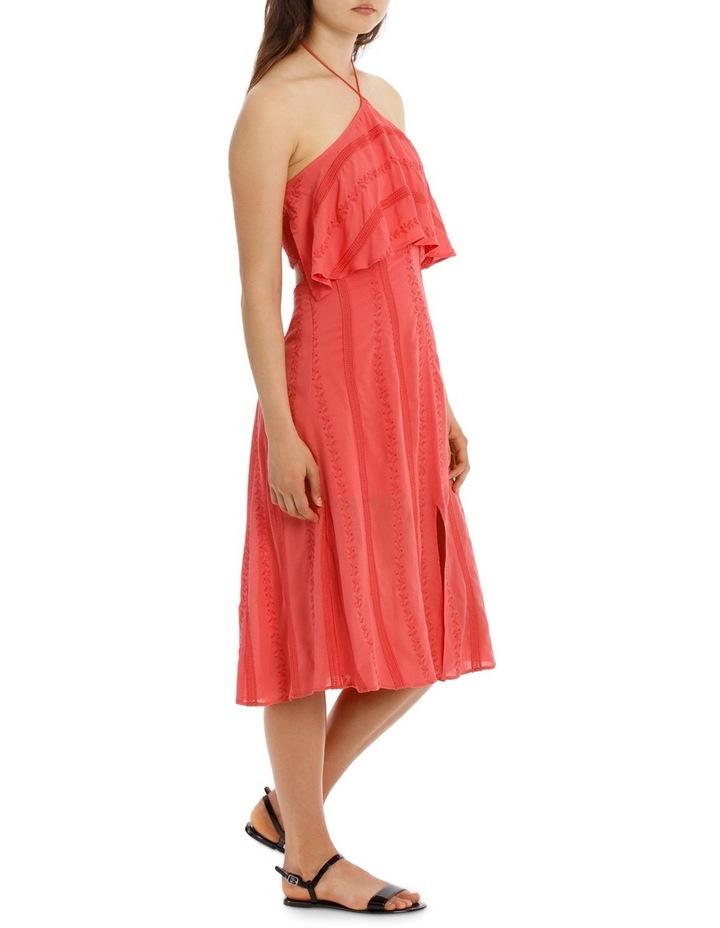 Halter Midi Dress image 2
