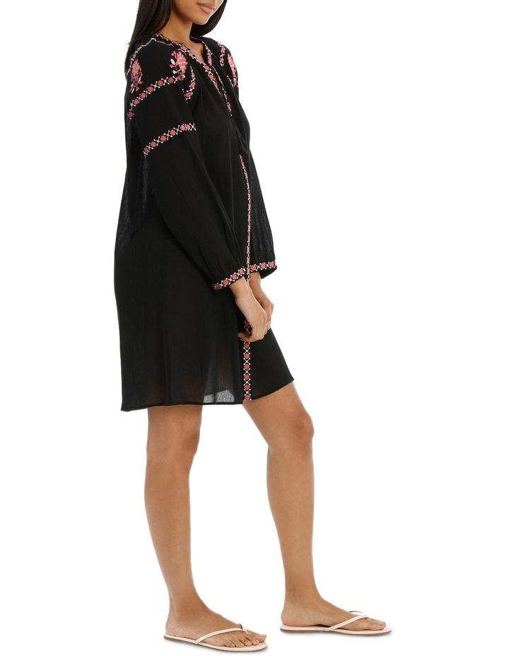 Dress Relaxed Embelished Tunic image 2