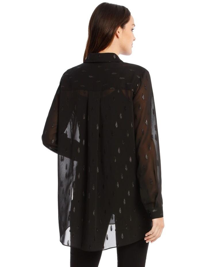 Jacquard Double Pocket Shirt image 3