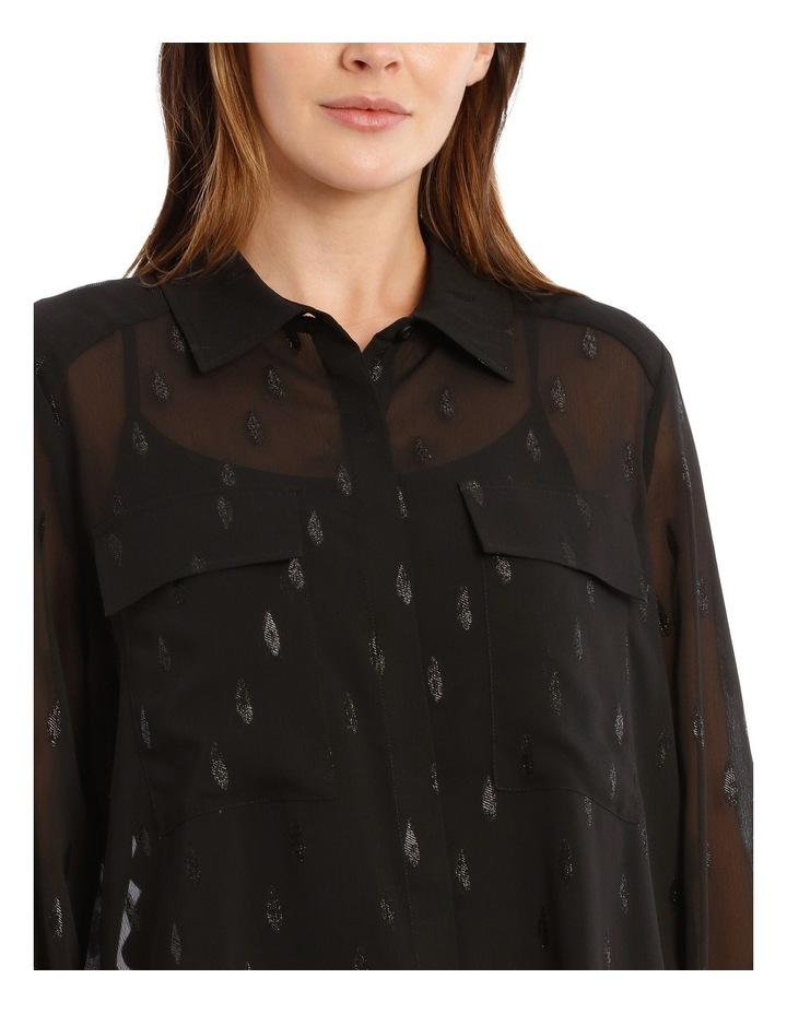 Jacquard Double Pocket Shirt image 4