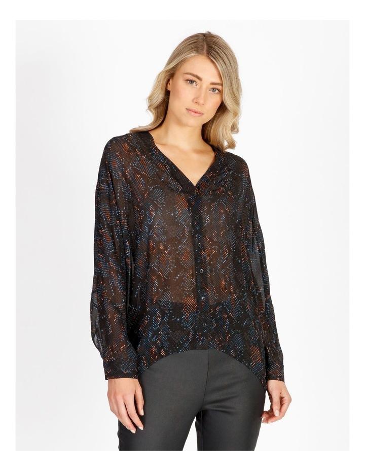 Oversized Batwing Shirt image 4
