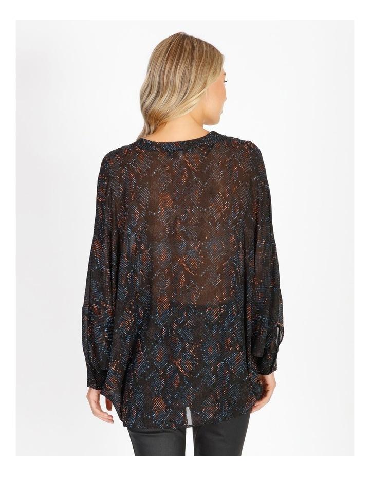 Oversized Batwing Shirt image 5