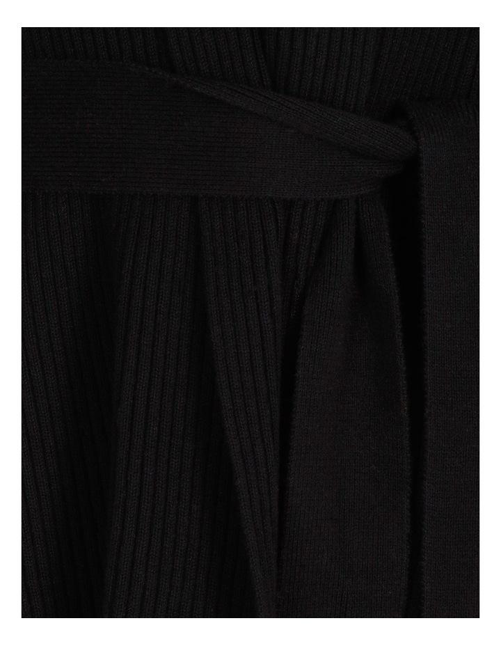 Rib Wrap Cardigan image 6