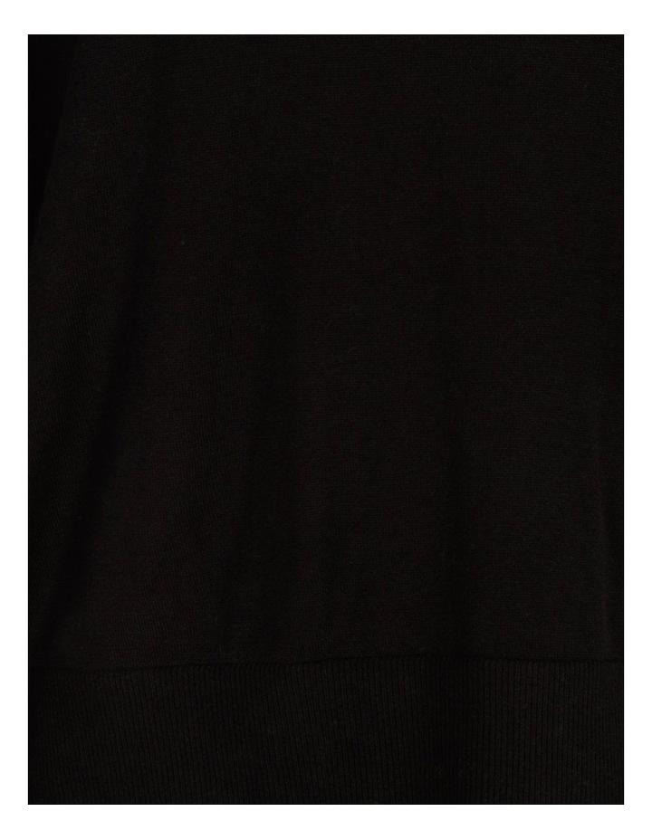 Oversized Roll-Neck Knit image 5