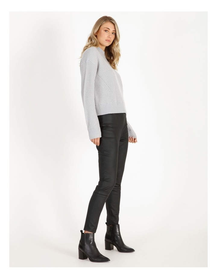 Cut-Out Neck Knit Jumper image 2