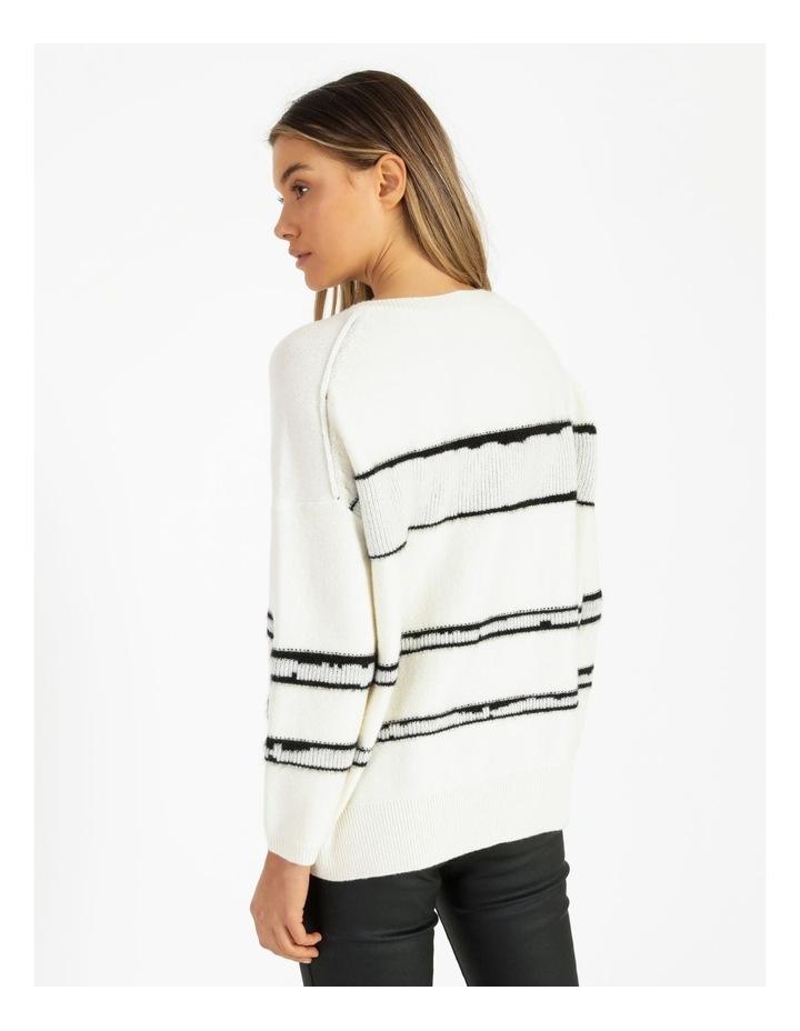 Stripe Oversize Jumper image 4