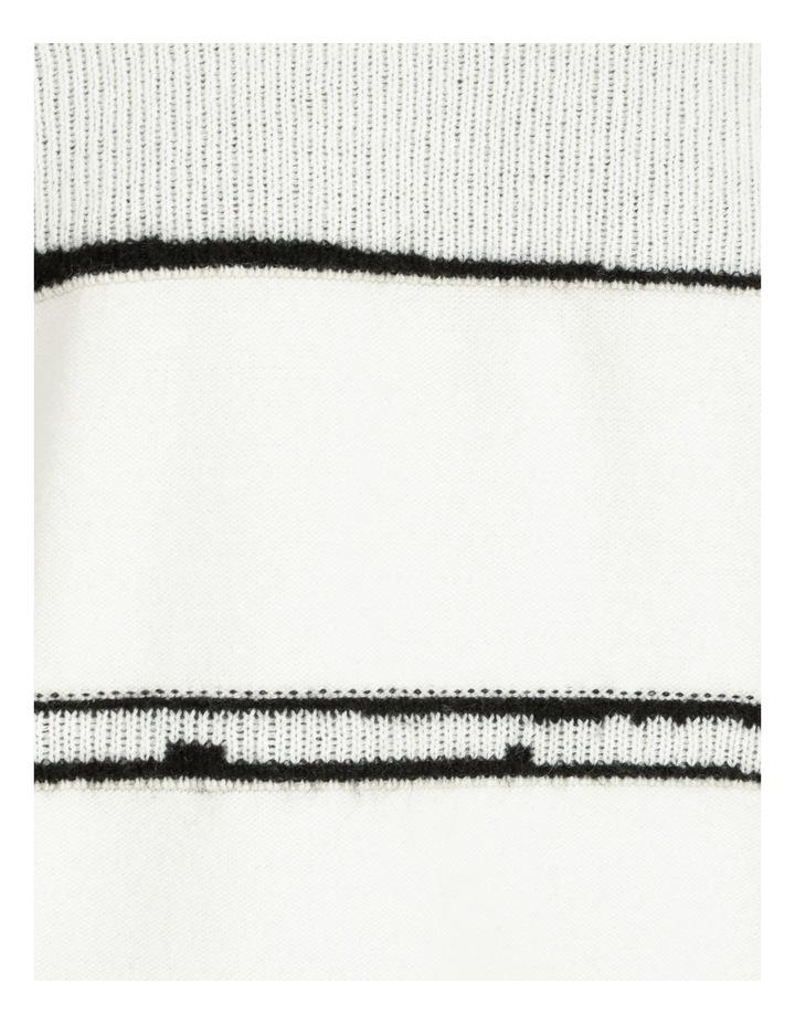 Stripe Oversize Jumper image 6
