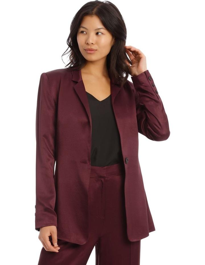 Longline Button Jacket image 1