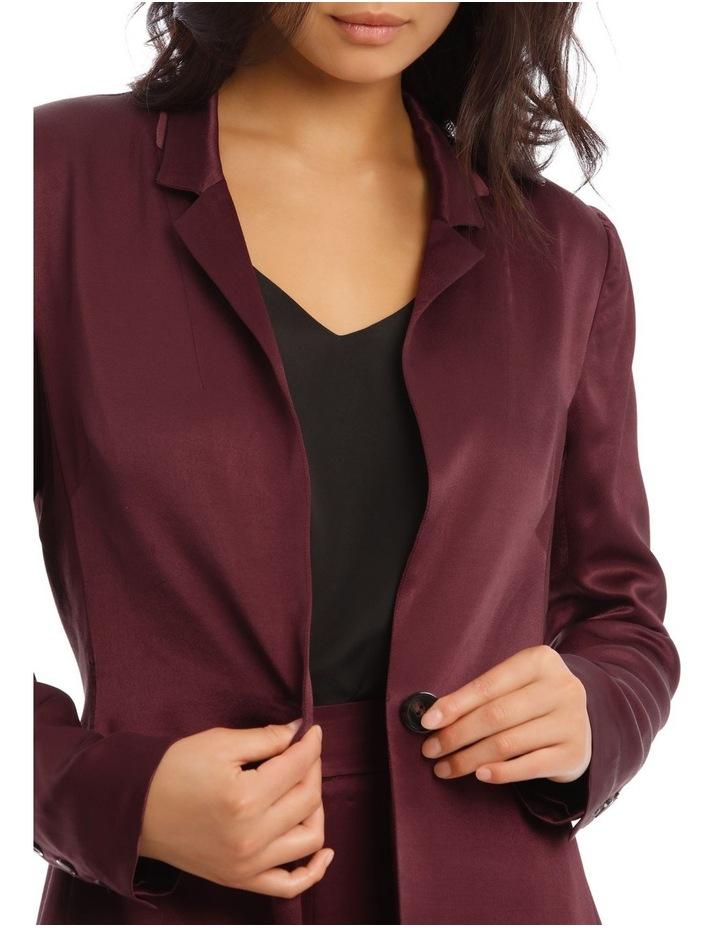 Longline Button Jacket image 4
