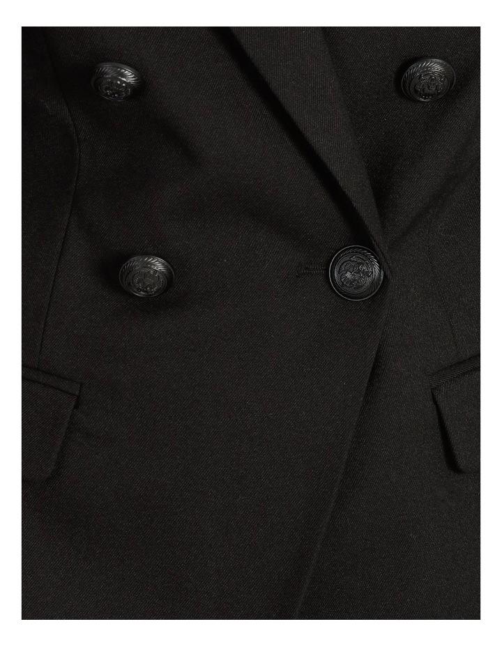 Military Blazer Black image 7