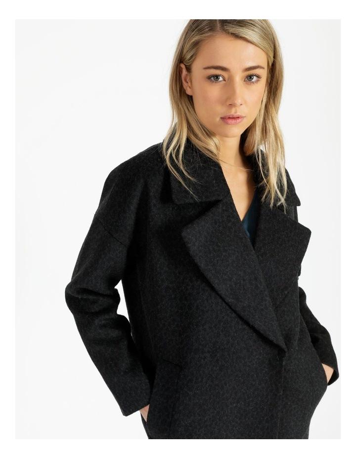 Animal Jacquard Coat image 6