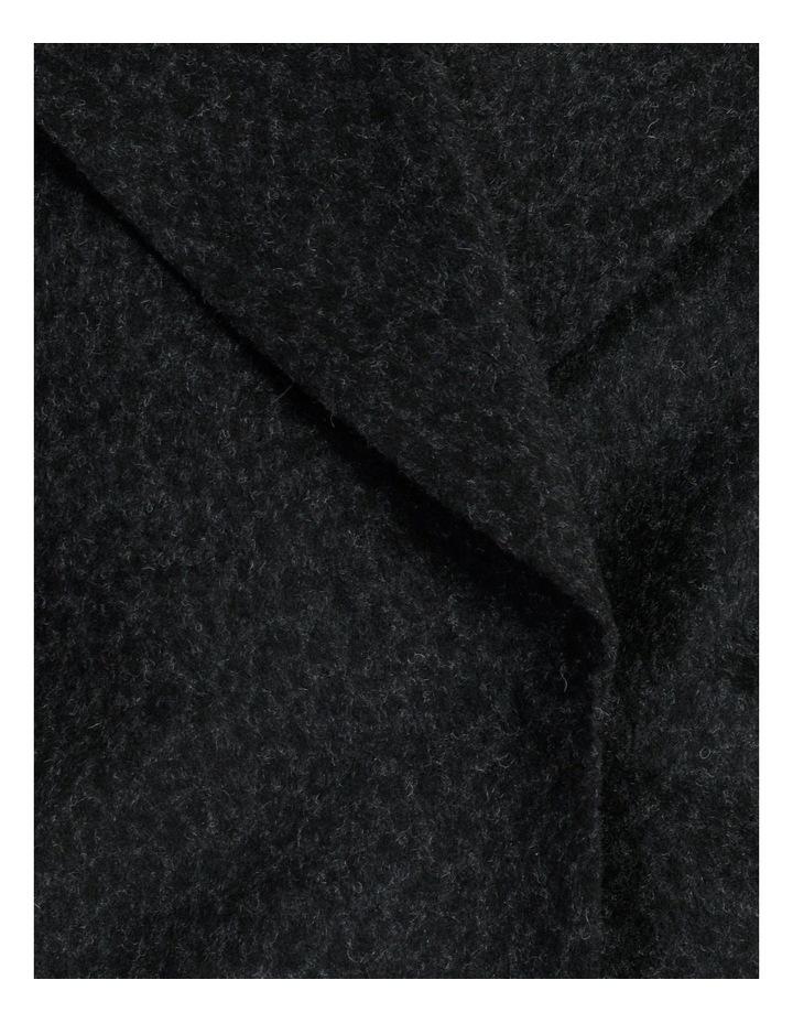Animal Jacquard Coat image 7