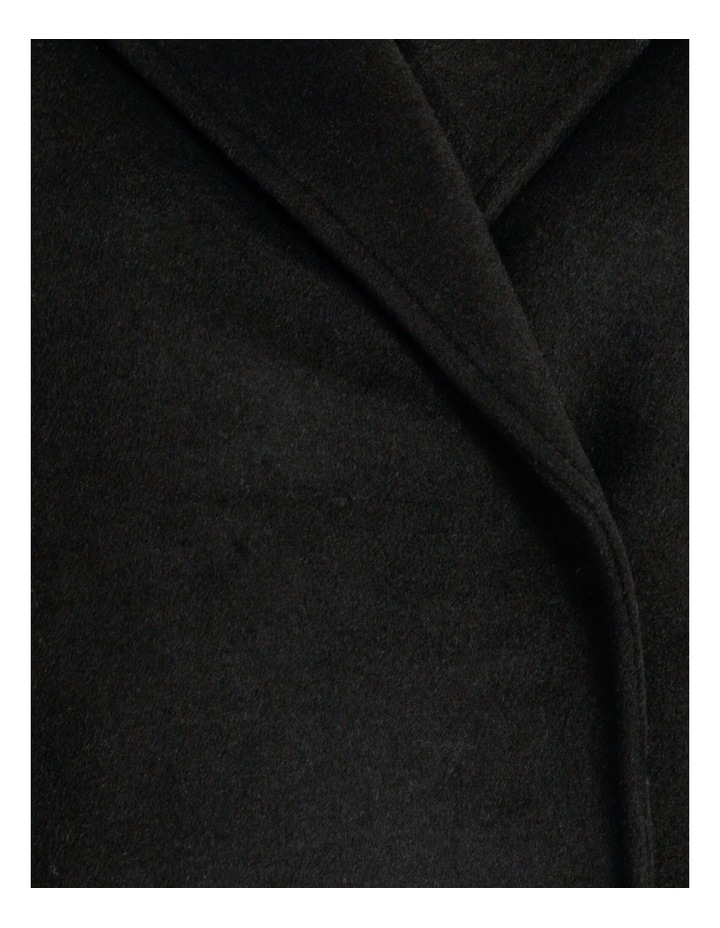 Pu Sleeve Coat image 6