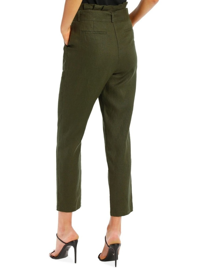 Pant With Belt image 3