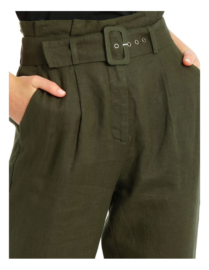 Pant With Belt image 4