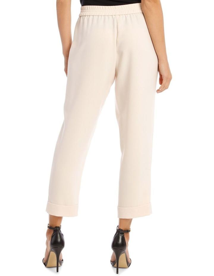 Drawstring Suit Pant image 2
