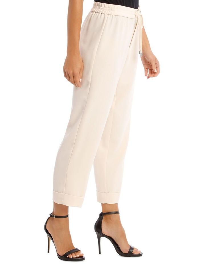 Drawstring Suit Pant image 3