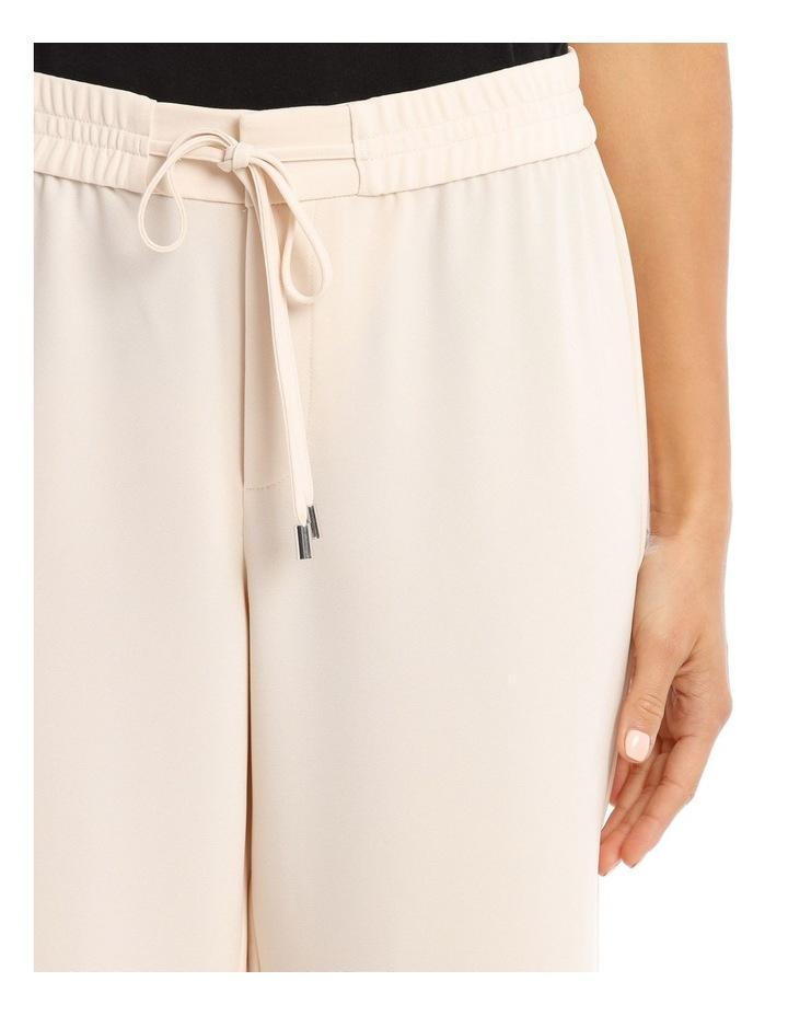 Drawstring Suit Pant image 4
